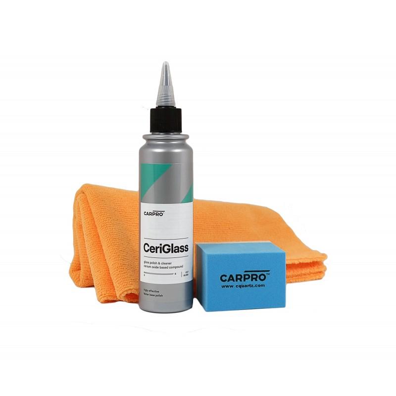 CeriGlass 羼利格玻璃拋光套裝 150ml