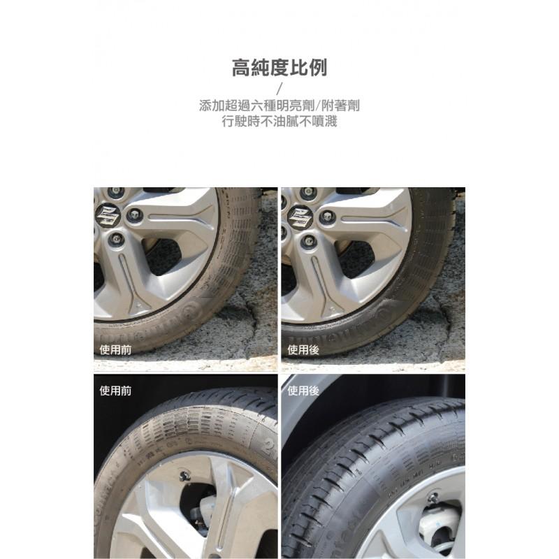 輪胎鍍膜膏