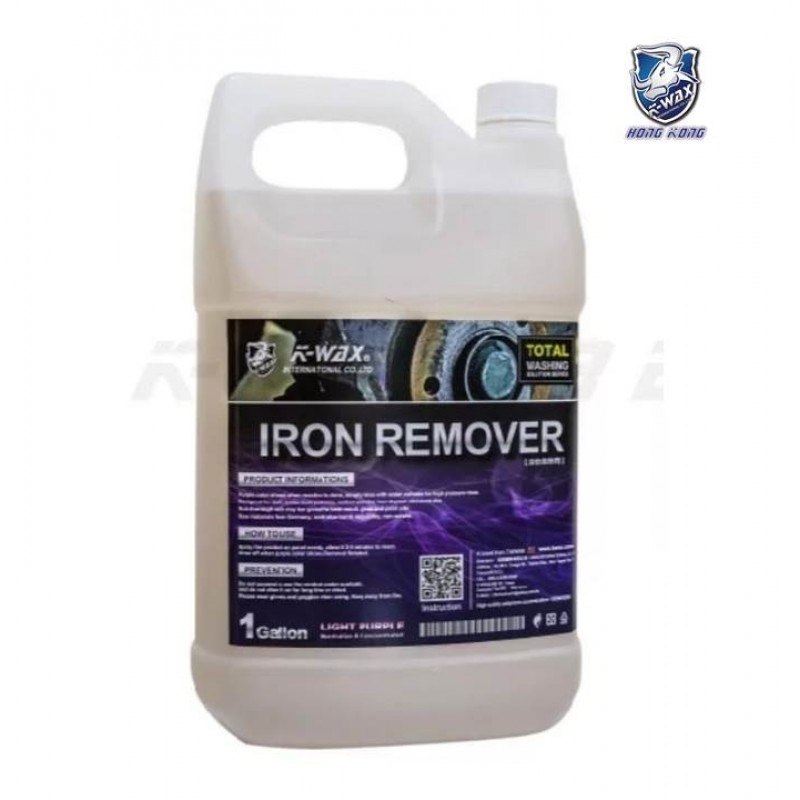 鐵粉拔除劑 1加侖